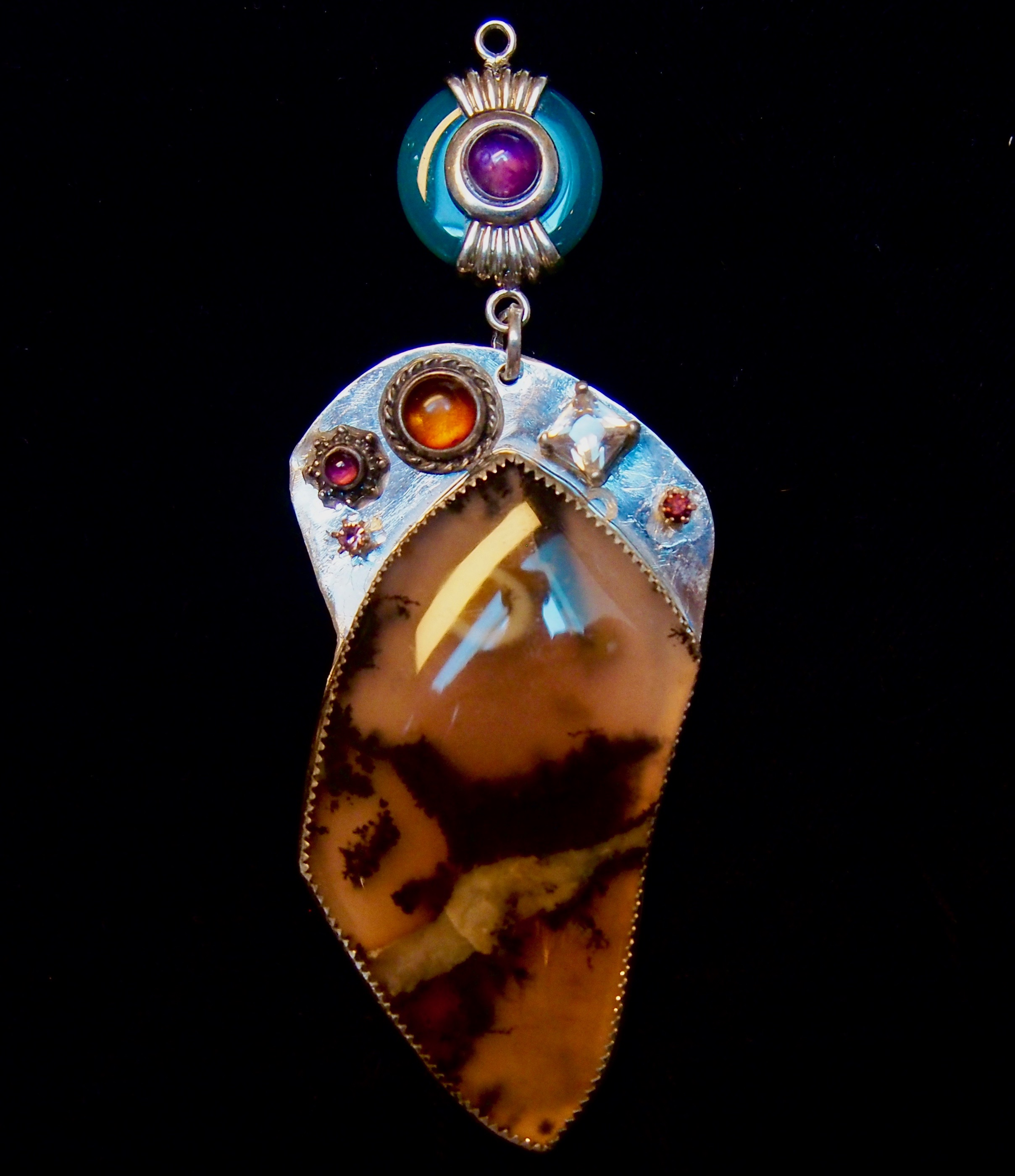 Mysteries of the Purple Sage Image